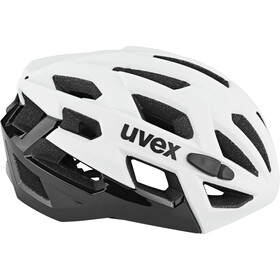 UVEX Race 7 Casque, white/black